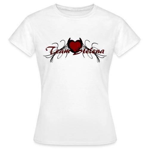 T shirt femme team stelena - T-shirt Femme