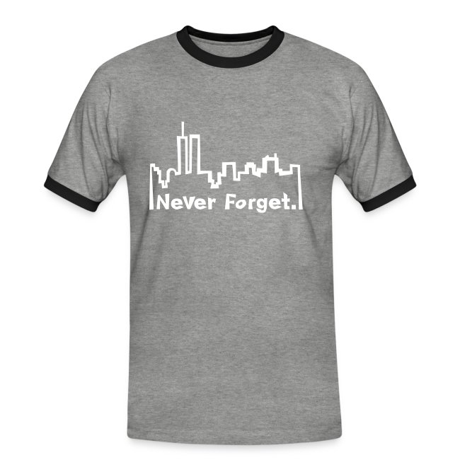 """""""Never forget 9/11."""""""