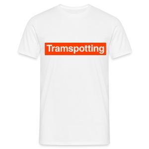 Tramspotting - Men's T-Shirt