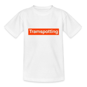 Tramspotting - Teenage T-shirt