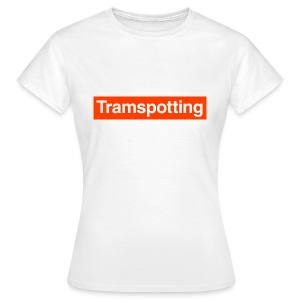 Tramspotting - Women's T-Shirt