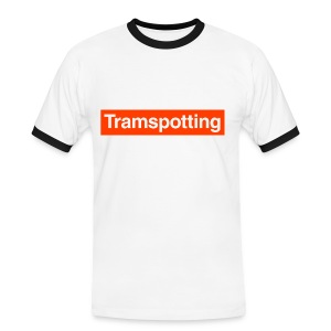 Tramspotting - Men's Ringer Shirt