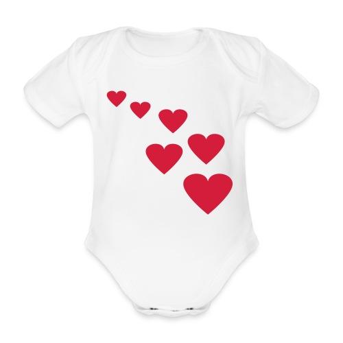 lenam - Baby Bio-Kurzarm-Body