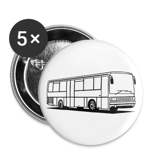 S 213 UL - Buttons klein 25 mm (5er Pack)