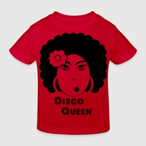 disco queen T-Shirts - Kinder Bio-T-Shirt