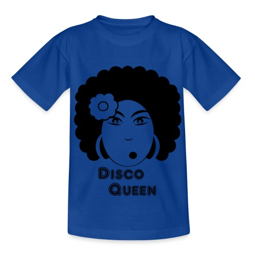T shirt enfant disco queen - T-shirt Ado
