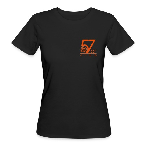 57er.club pfadfinderin - Frauen Bio-T-Shirt