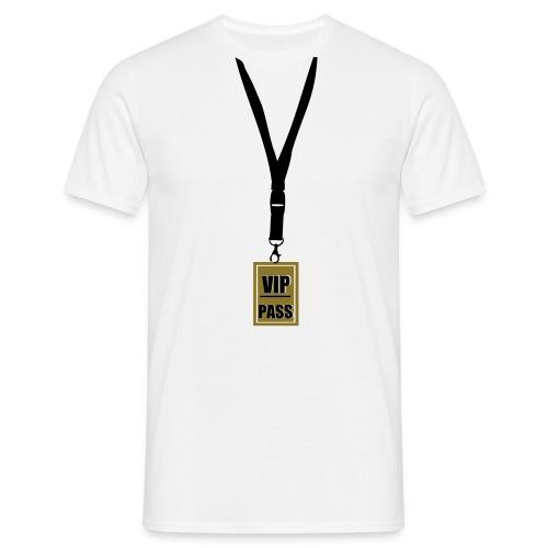 vip - Herre-T-shirt