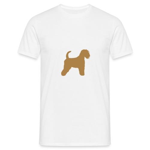 Irish soft coated wheaten Terrier - Männer T-Shirt