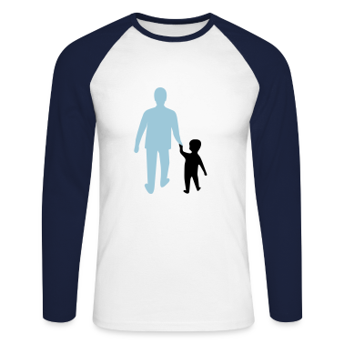 missing father and son Long sleeve shirts