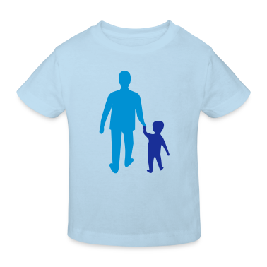 missing father and son Kids' Shirts