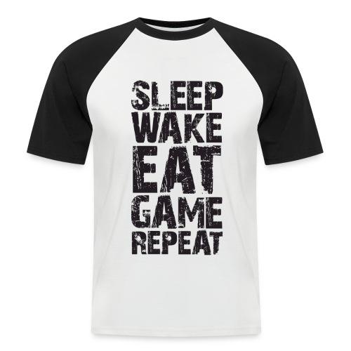 Gamers Life T-Shirt - Men's Baseball T-Shirt
