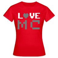 T-Shirts ~ Frauen T-Shirt ~ LoVE MC