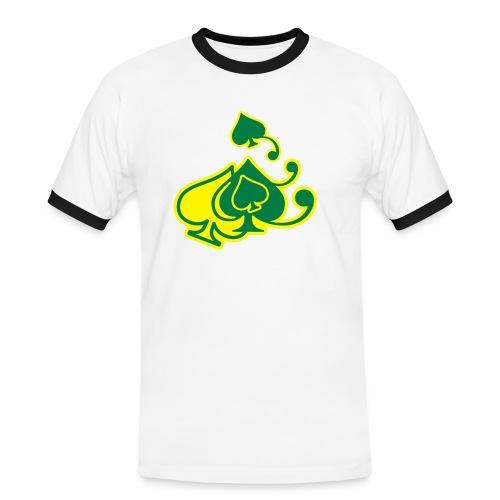 SPades - T-shirt contrasté Homme