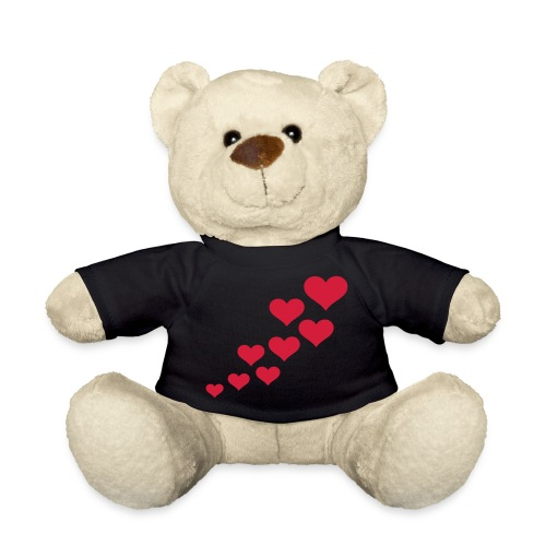 Herz-Teddy - Teddy