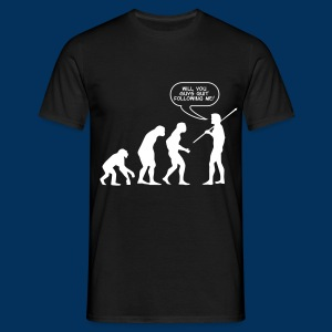 Evolution Stress - Men's T-Shirt