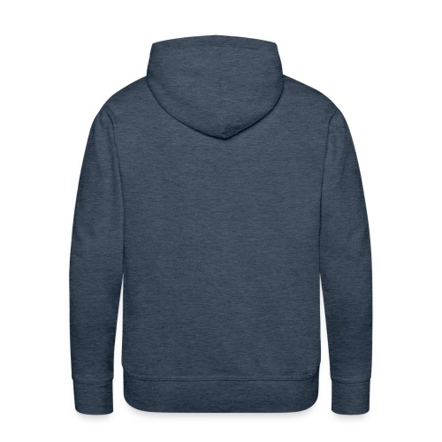 Kaputzenpullover - Männer Premium Hoodie