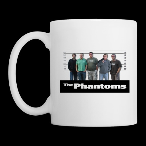 Phantoms Unusual Suspects Mug - Mug