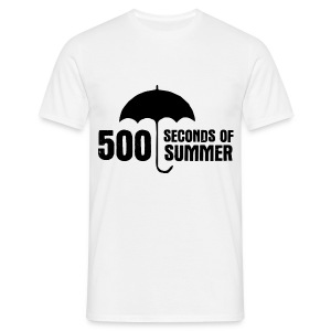 500 Seconds of Summer - Men's T-Shirt