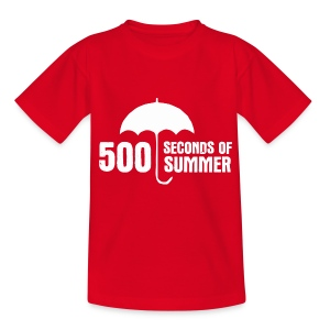 500 Seconds of Summer - Teenage T-shirt