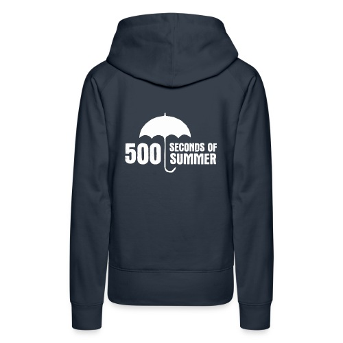 500 Seconds of Summer - Women's Premium Hoodie