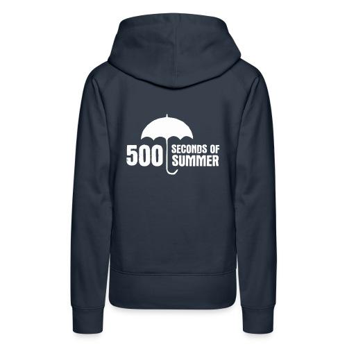 500 Seconds of Summer - Women's Premium Hoodie
