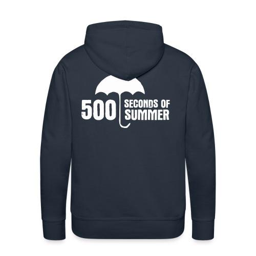500 Seconds of Summer - Men's Premium Hoodie