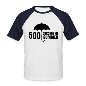 500 Seconds of Summer - Men's Baseball T-Shirt