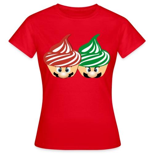 Cream Bros Femme - T-shirt Femme