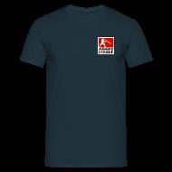 T-Shirts ~ Männer T-Shirt ~ Jugger LigaLogo