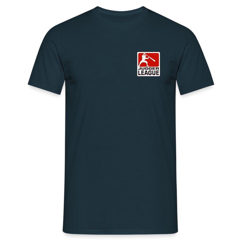 Jugger LigaLogo - Männer T-Shirt