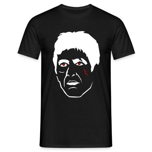 scarrface - Mannen T-shirt