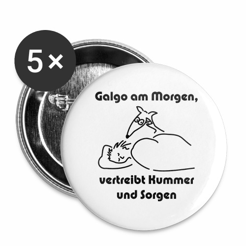 Buttons groß 56 mm - wolfshund,wolfhound,windspiel,windhunde,windhund,whippet,tshirt,t-shirt,sloughi,silken,sighthounds,sighthound,shirt,saluki,rescue,portugiesisch,portugal,podenco,pharao hound,lobitos,levrier,lebrel,jagdhund,ibizan hound,ibicenco,hound,gruppe 5,greyhound,galgos,galgo,espanol,dog,deerhound,cirneco,barsoi,azawakh,agar,afghane,Windhund,Podengo portugues,Pharaohound