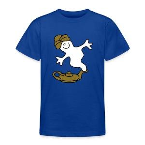 Kindershirt wonderlamp - Teenager T-shirt