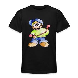 Elastizitätstest - Teenager T-Shirt
