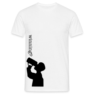 Winning Beer - Men's T-Shirt