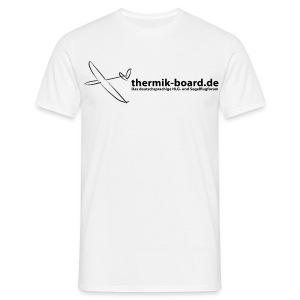 thermik-board.de T-Shirt - Männer T-Shirt