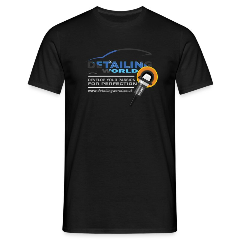 Detailing World 'Develop Your Passion' T-Shirt Coloured (Men's) - Men's T-Shirt