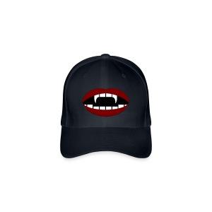 Casquette bouche vampire - Casquette Flexfit