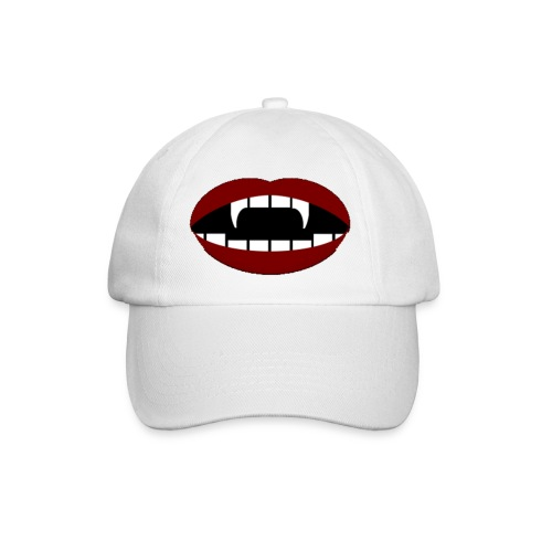 Casquette bouche vampire - Casquette classique
