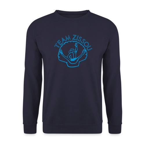 team zissou jumper - Men's Sweatshirt