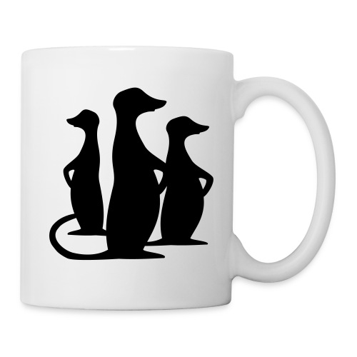 Meerkat Mug - Mug