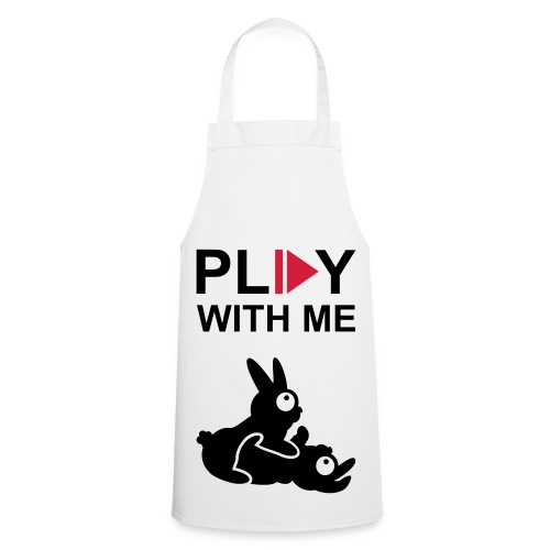 Play With me - Cooking Apron