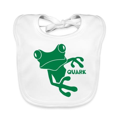 Shirt Frosch frog KröteLurch amphib unke prinz quak funshirt Tiershirt Shirt Tiermotiv - Baby Bio-Lätzchen