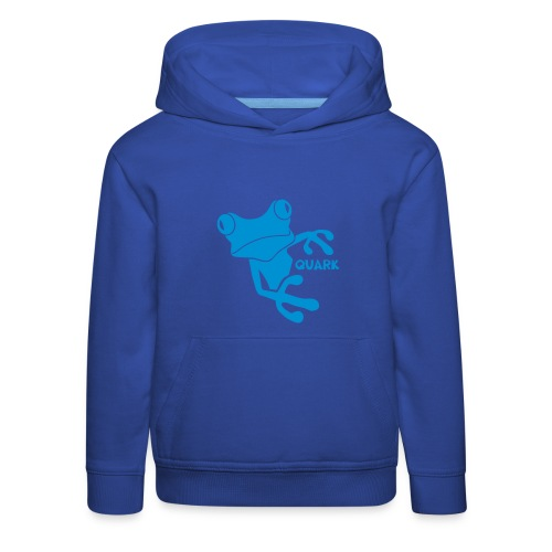 Shirt Frosch frog KröteLurch amphib unke prinz quak funshirt Tiershirt Shirt Tiermotiv - Kinder Premium Hoodie