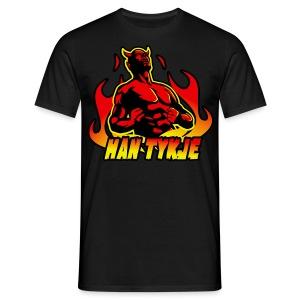 Han tykje - T-skjorte for menn
