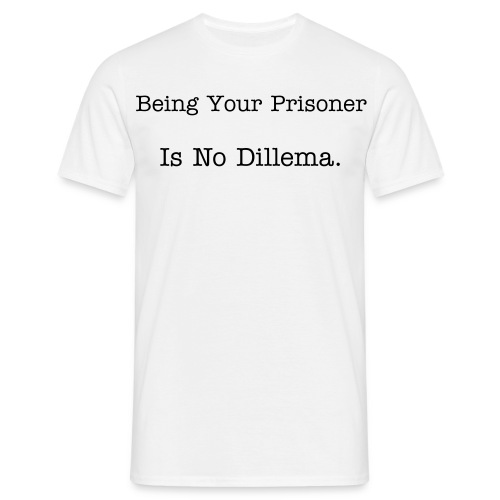 Dilemma Tee - Men's T-Shirt