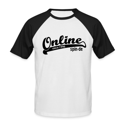 Online since 1996 Baseball Shirt - Männer Baseball-T-Shirt