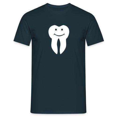 Zahn - Männer T-Shirt