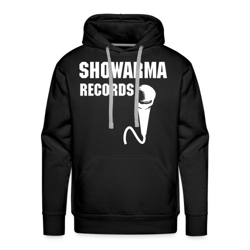 OFFICIAL SHOWARMA RECORDS LIMITED EDITION SWEATER  - Mannen Premium hoodie